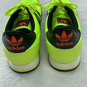 adidas Shoes - Adidas Orion Neon Green Sneakers